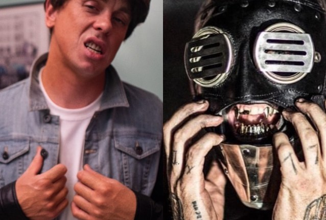 See SLIPKNOT's SID WILSON Like You've Never Seen Him Before In Photos From Horror Comedy 'The Midnight Snack'