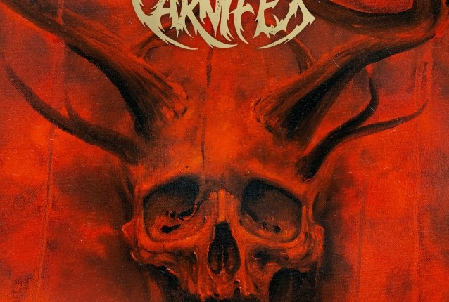 CARNIFEX Releases 'Bury Me In Blasphemy' EP; Video For Title Track Available