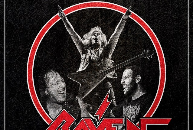 RAVEN: 'Hung, Drawn & Quartered' Video From 'Screaming Murder Death From Above: Live In Aalborg'