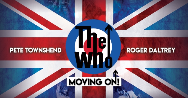THE WHO Announces 2019 North American 'Moving On!' Tour, First Album Of New Songs In 13 Years