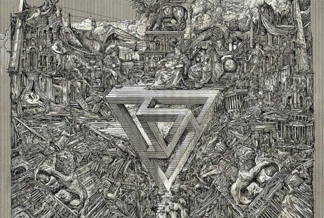 VLTIMAS Feat. Former MORBID ANGEL Frontman DAVID VINCENT, Ex-MAYHEM Guitarist, CRYPTOPSY Drummer: 'Total Destroy!' Song Streaming