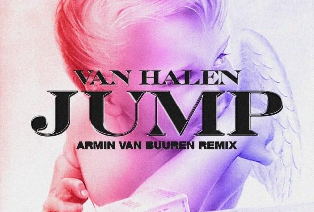 VAN HALEN's DAVID LEE ROTH Gushes Over ARMIN VAN BUUREN 'Jump' Remix