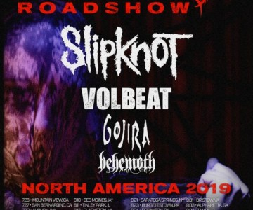 SLIPKNOT's 'Knotfest Roadshow': 'Slipknot Museum' Details And VIP Packages Announced