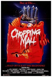 Chopping Mall Theatrical Poster