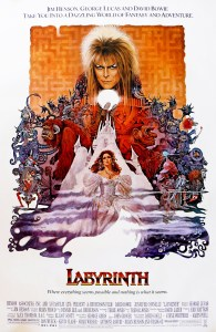 The Labyrinth Theatrical Poster