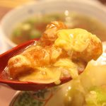 """Love Chinese! """"Pork cutlet bowl"""" of """"Shiseien"""" .It's inexpensive and good."""