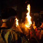 The Fire Festival of Kurama why called odd Festival – 2016 Toshiban