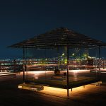 """Kyoto light up of the generals several """"Seiryu-den"""" that city the views of the start – tea house of glass is fantastic"""
