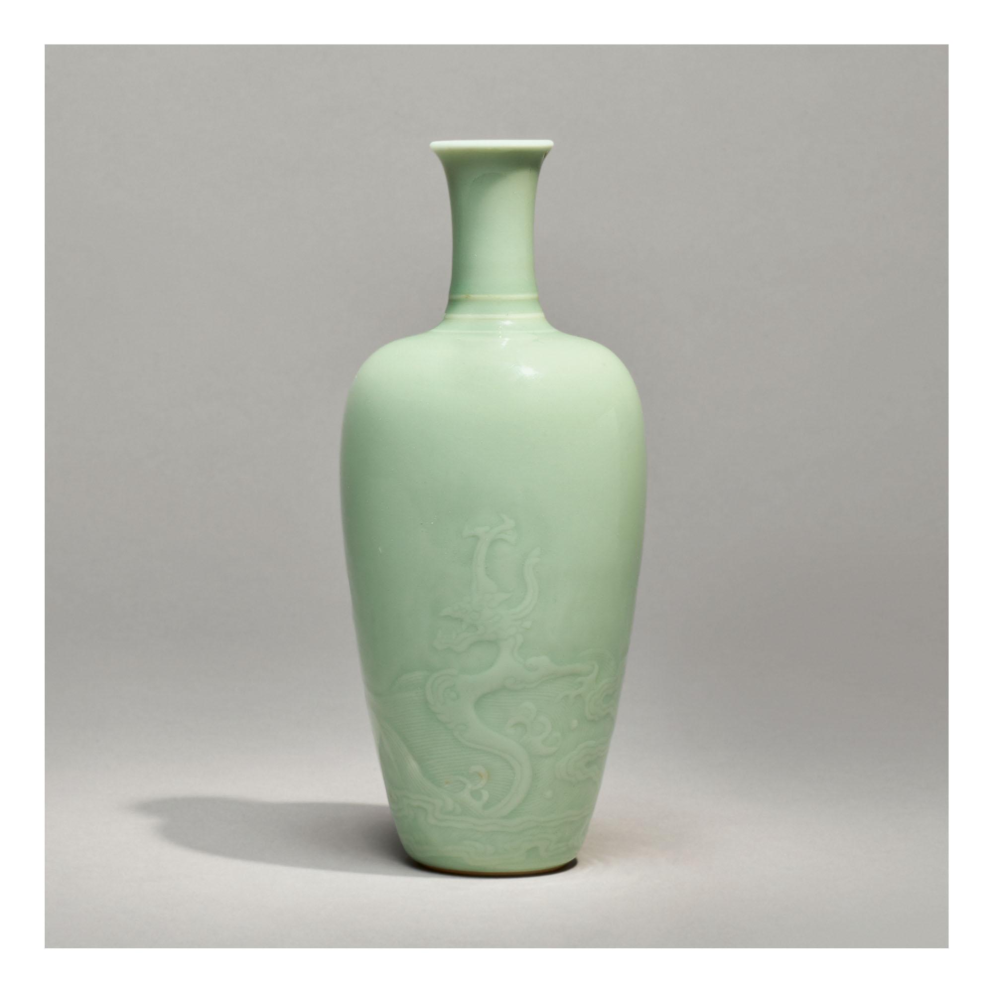 kangxi dragon amphora