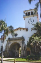 Santa Barbara Courthouse No. 12