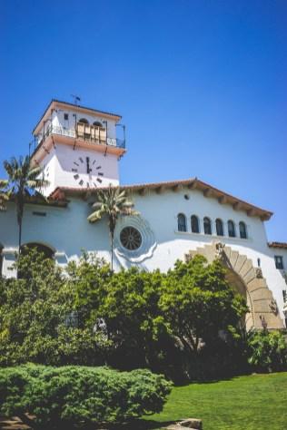 Santa Barbara Courthouse No. 9