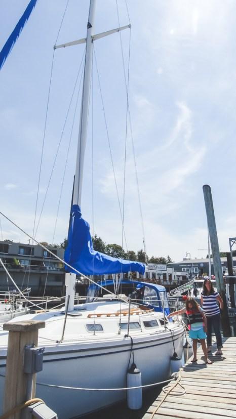 Sailing Puget Sound 1