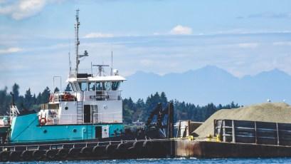 Sailing Puget Sound 12