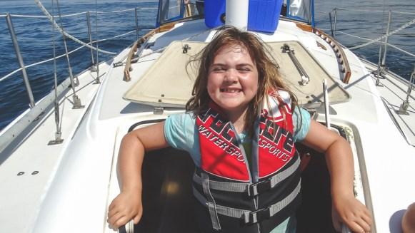 Sailing Puget Sound 14