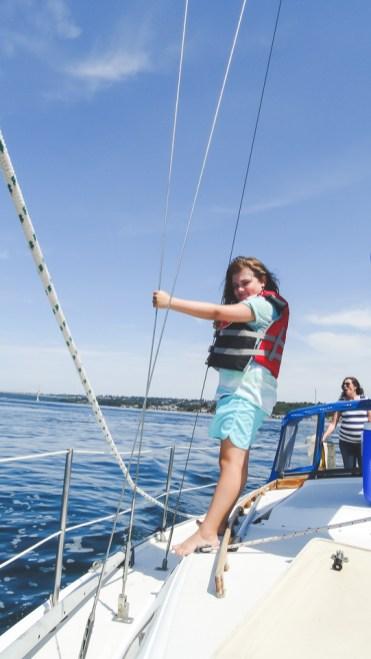 Sailing Puget Sound 15