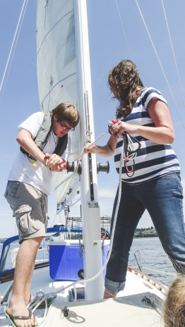 Sailing Puget Sound 18