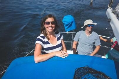 Sailing Puget Sound 25