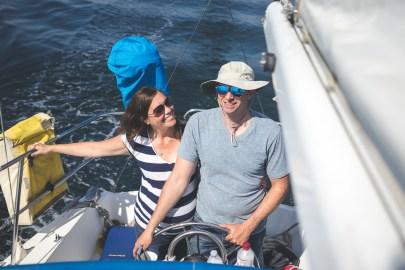 Sailing Puget Sound 27