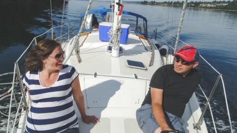 Sailing Puget Sound 47