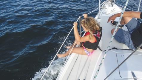 Sailing Puget Sound 55