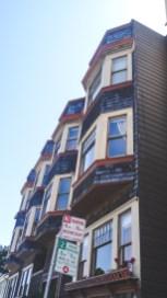 David's old apartment in San Francisco!