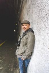 Vernazza train tunnel