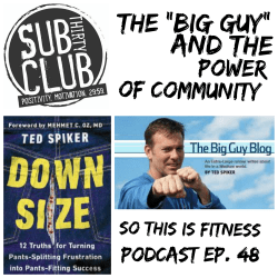 the big guy and the power of community