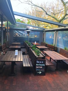 Cosy places to dine in Cape Town