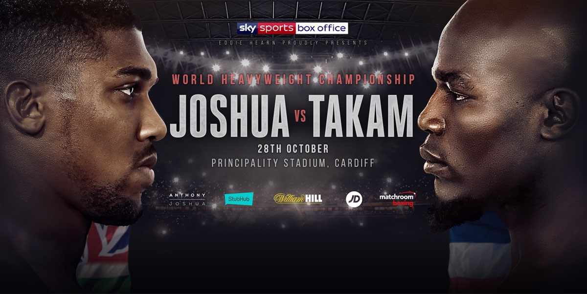 Image result for joshua vs takam