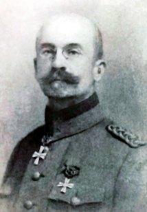 Sotatoimet Savossa. Kenraaliluutnantti Ernst Löfström (Toll). Savon ryhmä / Itäarmeijan komentaja 1918.