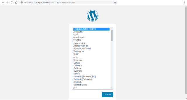 get started with WordPress 12
