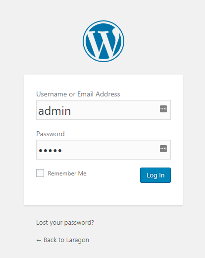 get started with WordPress 15