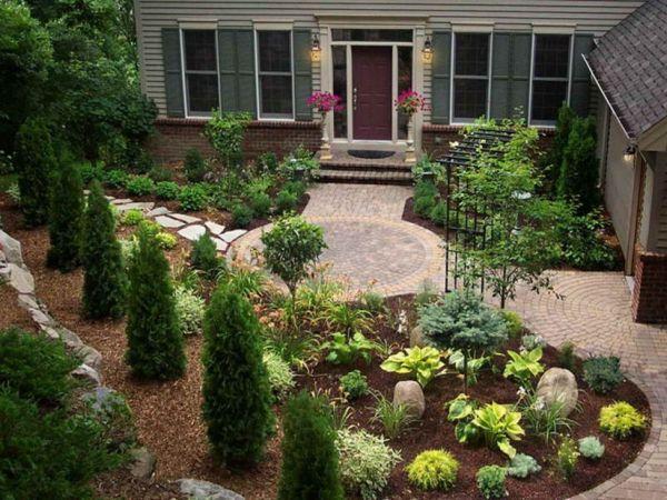 Оформление сада своими руками » YesHouse: Красивые дома ...