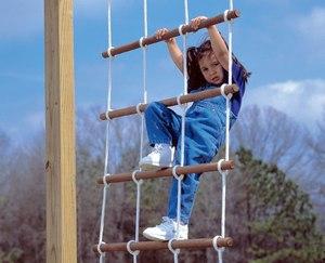 Dove è utile la scala della corda