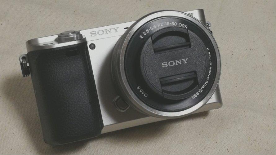 山岳風景を撮りたくて「SONY α6000」を購入しました!