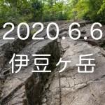 外出自粛による運動不足解消に埼玉県飯能市の「伊豆ヶ岳」へ。