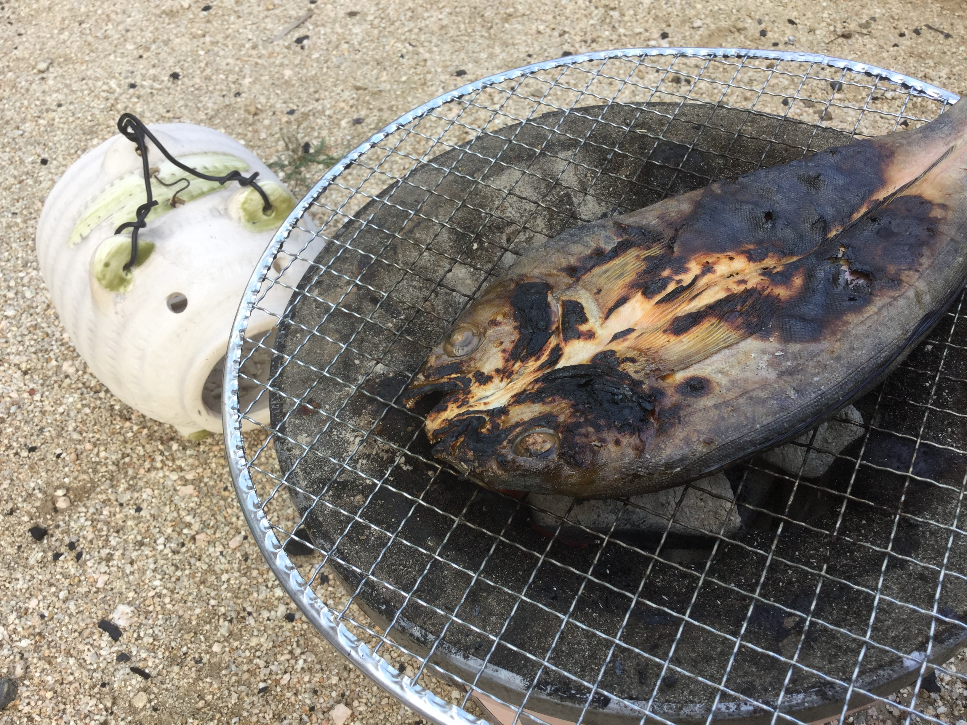 庭キャンプのススメ!今日も美味しい炭火を楽しむ方法