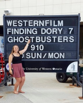 Western Film screenings of Finding Dory and Ghostbusters!