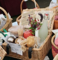 2017 New Forest Show - Our Victorian Picnic Basket