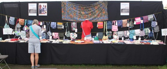 2017 New Forest Show - Sew Powerful Cross Body Bags