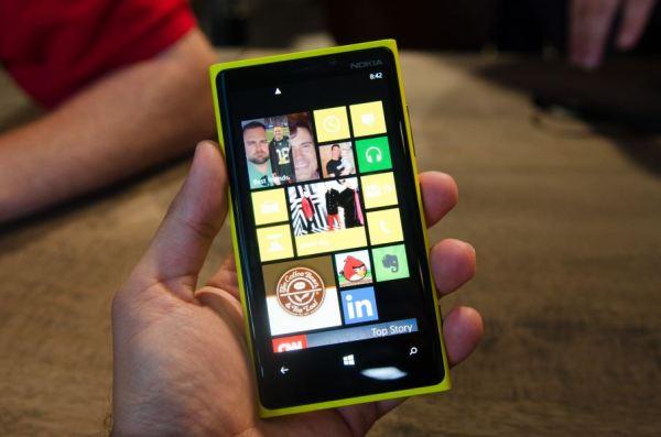Обзор Nokia Lumia 920: время новаций - Сотовик