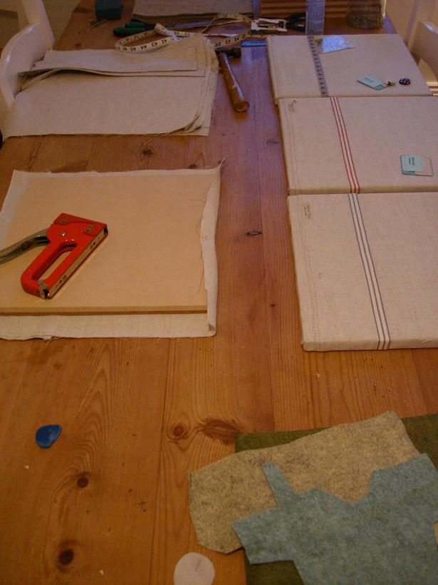 Makingpinboards