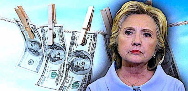 Hillary Clinton's $84M money-laundering scheme - largest ...