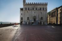Palazzo dei Consoli, Gubbio, provincia di Perugia.