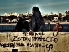 Montevideo. Rambla.