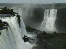 Cascate dell'Iguaú, lato brasiliano