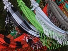 Foz do Iguaçú, amache in vendita lungo la strada