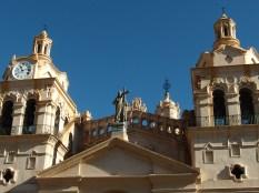 La cattedrale.