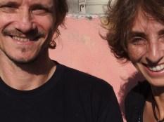Horacio, chitarrista e insegnante di musica, conosciuto all'ostello Alvear