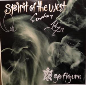 Go Figure 1st run vinyl as-is